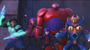 Criador da Marvel, Stan Lee vira animação da Disney em Big Hero Video: