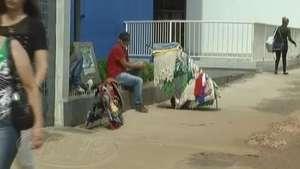 Vendedores ambulantes de Cascavel estão sendo cadastrados  Video: