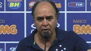 Vestiário teve alegria e tristeza, diz técnico do Cruzeiro Video:
