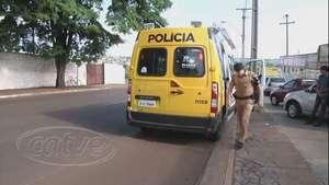 Ladrão abandona bicicleta e furta moto no São Cristóvão Video: