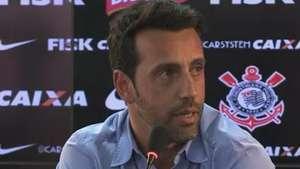 Edu Gaspar ironiza concorrência do Inter por Paulinho Video: