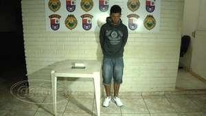 Rapaz é preso transportando mais de 600 gramas de cocaína na Rodoviária Video: