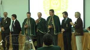 Cerimônia de entrega de medalhas homenageou personalidades em Cascavel Video: