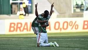 Veja os gols de Palmeiras 1 x 1 Atlético-PR pelo Brasileiro Video: