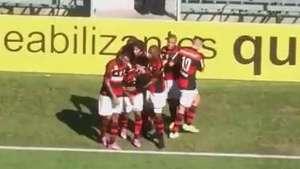 Veja lances de Grêmio 1 x 1 Flamengo pelo Brasileiro Video: