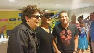 Titãs prometem clássicos e rock no réveillon de Copacabana Video: