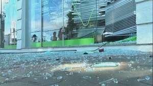 Grupo explode caixa eletrônico em Vera Cruz do Oeste Video: