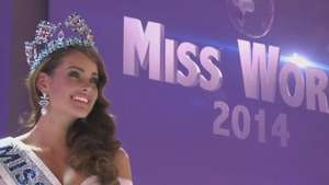 Nova Miss Mundo veio da África do Sul Video: