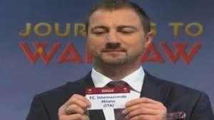 Liga Europa: sorteio define confrontos de fase eliminatória  Video: