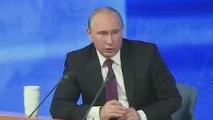 É o amor: Putin quebra o protocolo e fala sobre vida pessoal Video:
