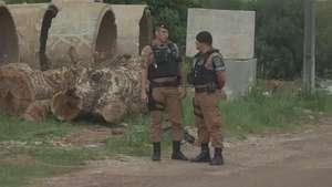 Bandido morre após confronto com a polícia em São José dos Pinhais Video: