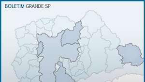 Previsão Grande São Paulo - Alerta para temporais e rajadas de vento Video: