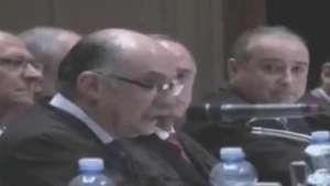 Em diplomação de Alckmin, presidente do TRE cita Lulu Santos Video: