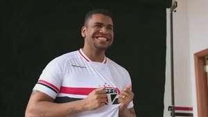Após três anos preso na Alemanha, Breno volta ao São Paulo Video: