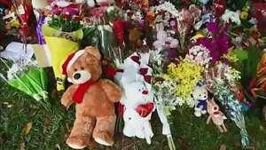 Mãe de crianças assassinadas é detida na Austrália Video: