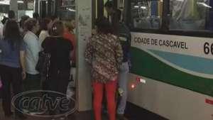 Transporte coletivo pode entrar em greve  Video: