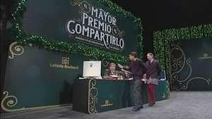 Ganhador da loteria espanhola leva 4 milhões de euros  Video: