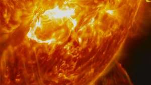 Nasa registra erupção solar de categoria mais intensa; veja Video: