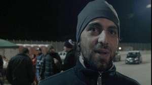 Migrante foge da Síria e fica em barco largado em alto-mar Video: