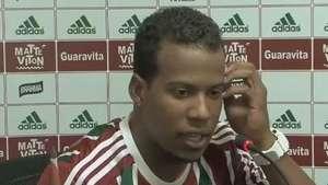 Reforço! Ex-Vasco chega para ocupar vaga de Carlinhos no Flu Video: