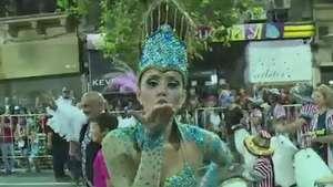 Carnaval no Uruguai já começou e é o mais longo do mundo Video: