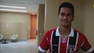 Jogadores parabenizam São Paulo pelos 85 anos do clube Video: