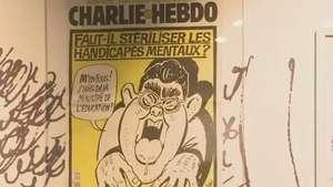 'Charlie Hebdo' é homenageado em festival de quadrinhos Video: