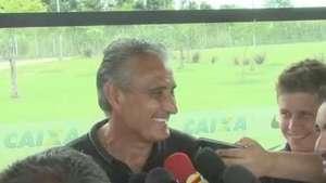 Tite quer usar Campeonato Paulista para entrosar equipe  Video: