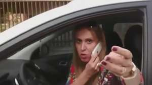 Mulher discute com PM durante blitz no RJ Video: