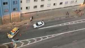 Bloqueio da CET 'obriga' infrações de motoristas Video: