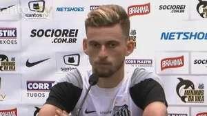 Lucas Lima recusa futebol chinês: