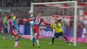 Alemão: veja lances de Bayern de Munique 4 x 1 Colônia Video: