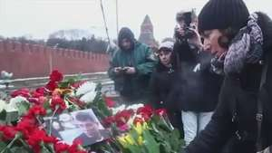 Assassinato de Nemtsov foi 'meticulosamente planejado' Video: