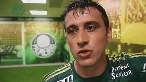 Palmeiras: bom de bola, mas ruim de matemática, Robinho vibra Video: