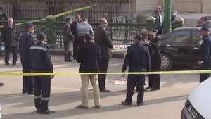 Ataque no Egito deixa vários feridos Video: