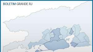 Previsão Grande Rio - Chuva aumenta no RJ Video: