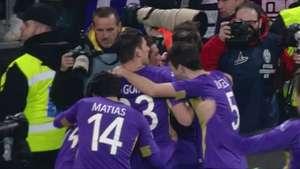 Copa da Itália: veja os gols de Juventus 1 x 2 Fiorentina Video: