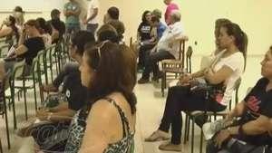 Em Cascavel, professores também continuam mobilizados Video: