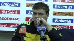 Gabriel: ''El equipo se comprometió con una victoria ante Ecuador y lo logramos'' Video: