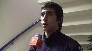 Salvador Ichazo: ''No pensé que al final del torneo lucharíamos por el título'' Video: