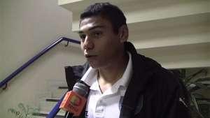 Angel Cayetano: ''Nos jugaremos la vida por ser campeones'' Video: