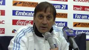 Perazzo: ''La mayoría de estos jugadores irá al Mundial'' Video: