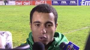 Lucas: ''Este es el partido que estaba esperando jugar'' Video:
