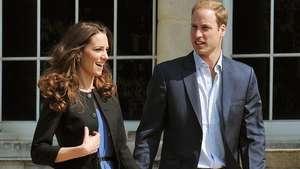 El primer día de casados de William y Catherine Video: