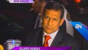 Humala destacó avance en agenda bilateral tras cita con presidentes Video: