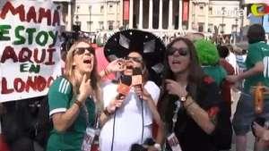 Deportadas investiga que los mexicanos son... y les gusta...? Video: