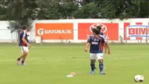 Chivas realiza entrenamiento en sus instalaciones Video: