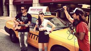 Taxi Sessions: Domino Saints nos da una dosis de sus Malas Mañas Video:
