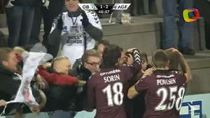 Aarhus derrota como visitante al Odense Video: