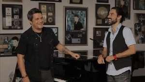 Alejandro Sanz entusiasmado y listo para Terra Live Music Video: